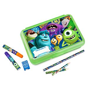 Monsters University Pencil Box