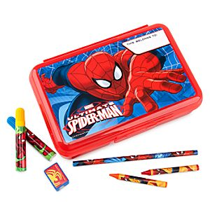 Spider-Man Pencil Box