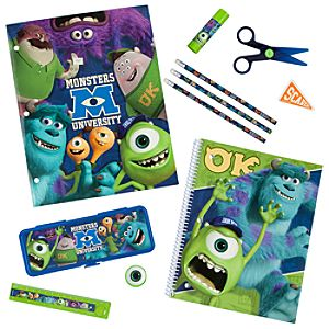 Monsters University Art Supply Kit