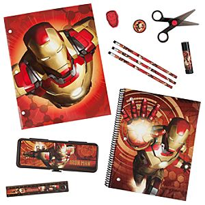 Iron Man 3 Art Supply Kit