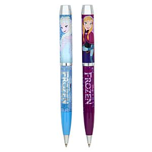 Anna and Elsa Pen Set - Frozen