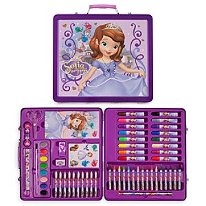 Sofia Tin Art Case Set