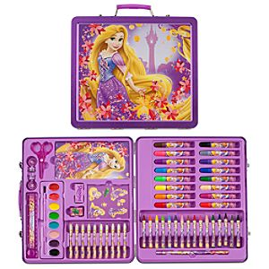 Rapunzel Tin Art Case Set