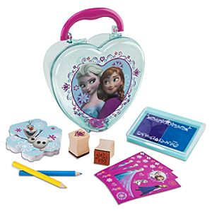 Frozen Creativity Stamp Set