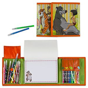 The Jungle Book Notepad and Marker Set