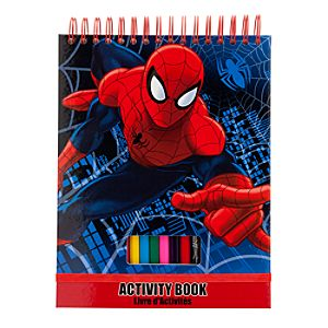 Spider-Man Activity Book