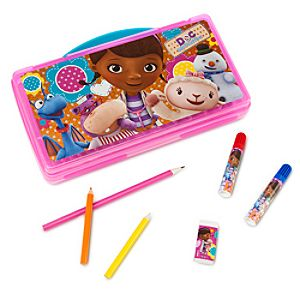 Doc McStuffins Art Kit Case