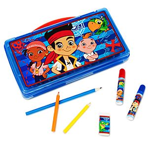 Jake and the Never Land Pirates Art Kit Case