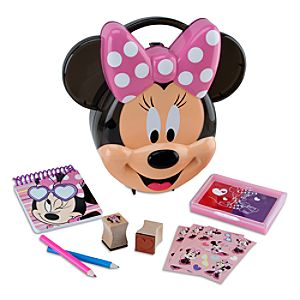 Minnie Mouse Creativity Stamp Set