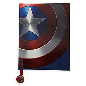 Captain America Journal