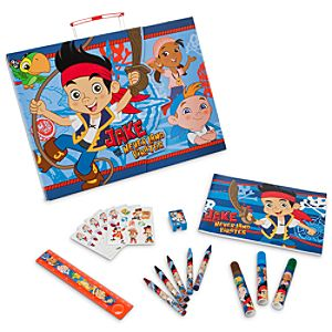 Jake and the Never Land Pirates Art Set