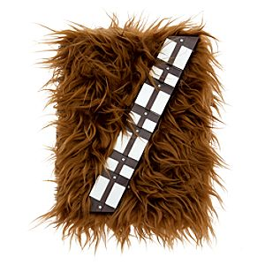 Chewbacca Star Wars Journal