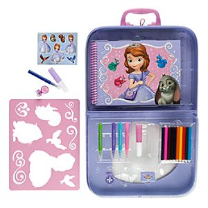 Sofia the First Stencil Set