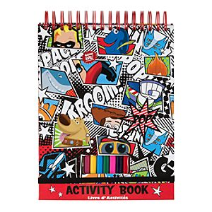 Disney/Pixar Activity Book