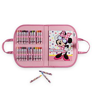 Minnie Mouse Art Folio