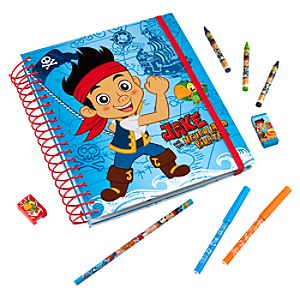 Jake and the Never Land Pirates Fun on the Run Art Pack