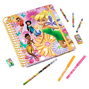 Disney Fairies Fun on the Run Art Pack