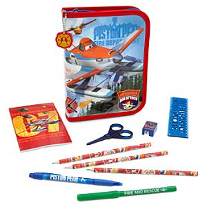 Planes: Fire & Rescue Stationery Kit