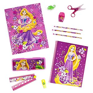 Rapunzel Stationery Supply Kit