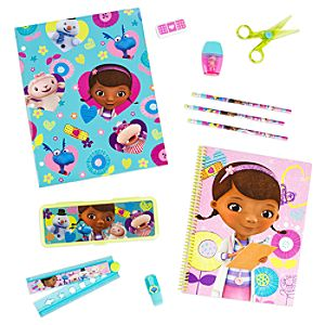 Doc McStuffins Stationery Supply Kit