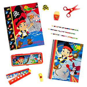 Jake and the Never Land Pirates Stationery Supply Kit