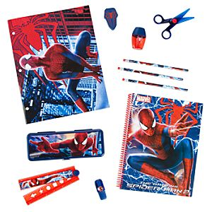 The Amazing Spider-Man 2 Stationery Supply Kit