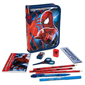 The Amazing Spider-Man 2 Zip-Up Stationery Kit