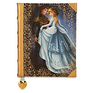 Cinderella Fairytale Journal - Disney Fairytale Designer Collection