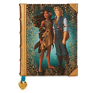 Pocahontas Fairytale Journal - Disney Fairytale Designer Collection