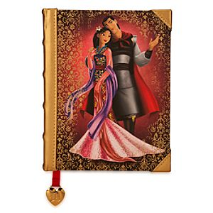 Mulan Fairytale Journal - Disney Fairytale Designer Collection