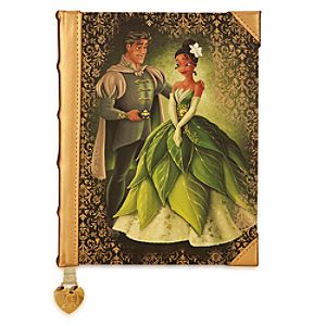 Tiana Fairytale Journal - Disney Fairytale Designer Collection