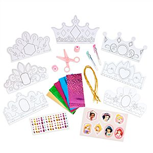 Disney Princess Tiara Set