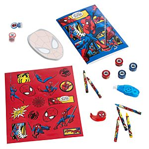 Spider-Man Stationery Set