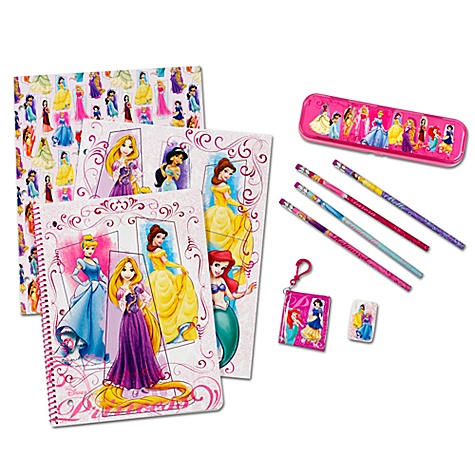 Disney Princess Art Supply Kit