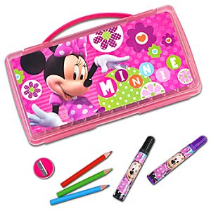 Minnie Mouse Art Kit Case
