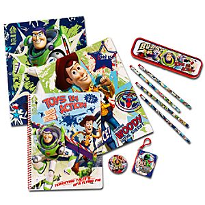 Toy Story Art Supply Kit