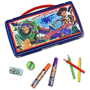 Toy Story Art Kit Case