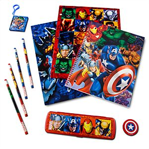 Marvel Super Heroes Art Supply Kit