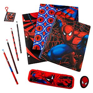 Spider-Man Art Supply Kit