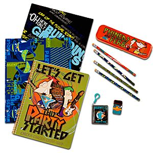 Phineas and Ferb Supply Kit