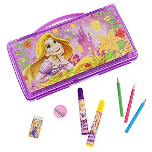 Rapunzel Art Kit Case