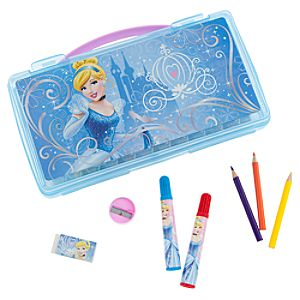 Cinderella Art Kit Case