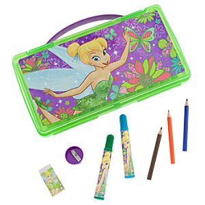 Tinker Bell Art Kit Case