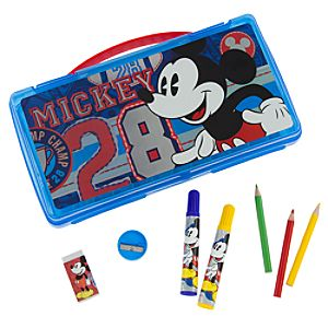 Mickey Mouse Art Kit Case