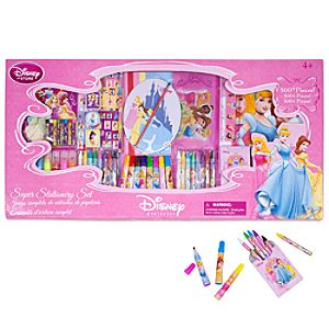 Disney Princess Super Stationery Set