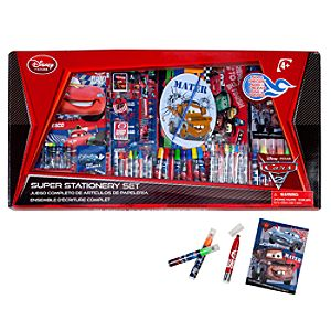 Cars 2 Super Stationery Set
