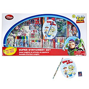 Toy Story Super Stationery Set