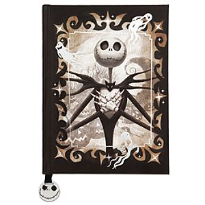 Jack Skellington Journal