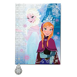 Anna and Elsa Journal - Frozen