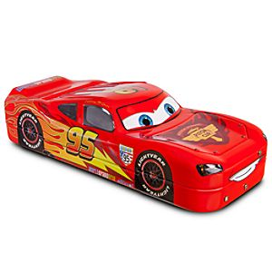 Cars 2 Lightning McQueen Pencil Case Tin